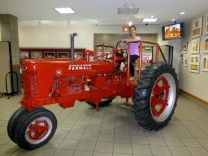 Farmer Jen?