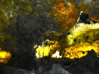 In da cave