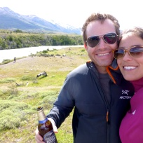 At Salto Paine