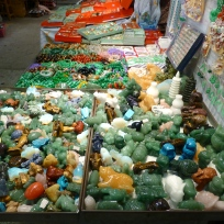 Jade Market in Kowloon