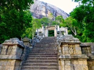 Ascending Yapahuwa