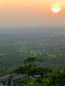 Yapahuwa sunset