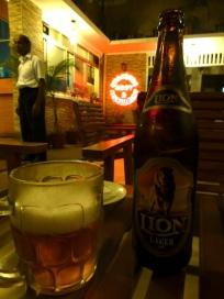 First Sri Lankan beer