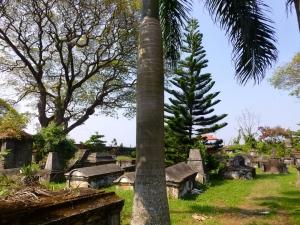 Dutch cemetery