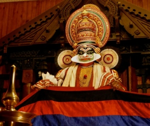 Kathakali show