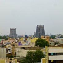 Temple from Chentoor roof